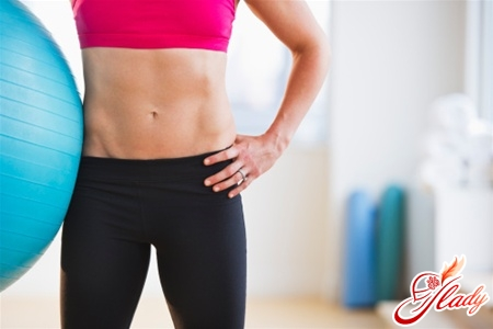 How to get rid of fat on the abdomen and sides correctly