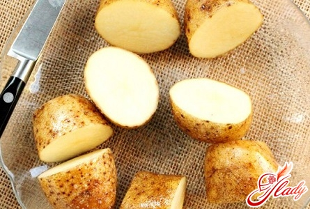 treatment of hemorrhoids with raw potatoes
