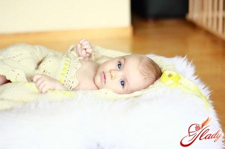 причини появи молочниці у новонароджених