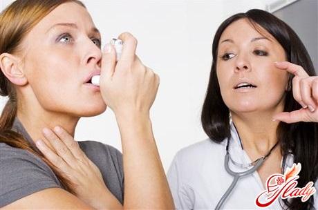 correct treatment of asthma