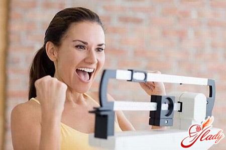 weight gain result