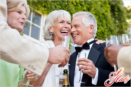 how to celebrate a silver wedding