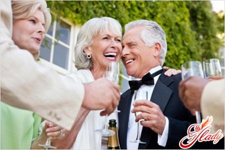як відзначити срібне весілля