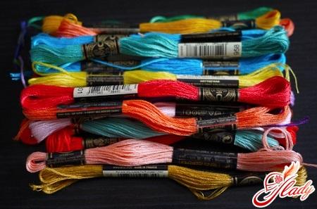 floss string