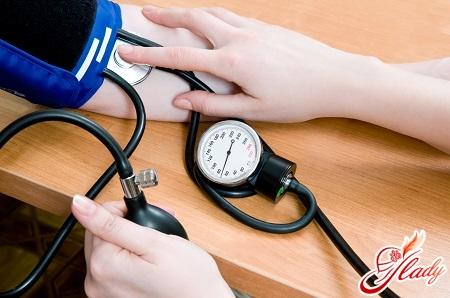 causes of blood pressure