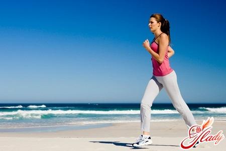 proper running