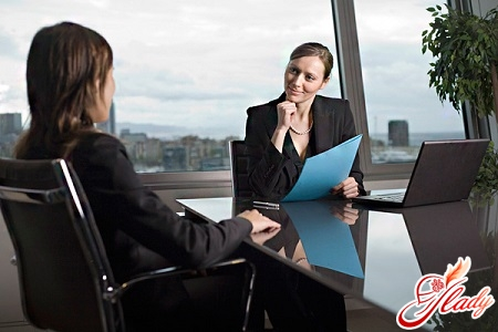 at an interview honestly answer the questions