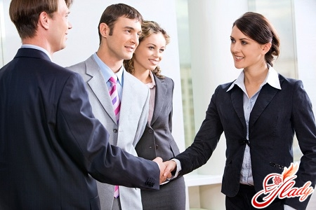 greet all interviewers when interviewing