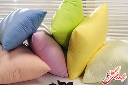 choose the right pillows for a sound sleep