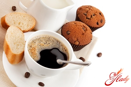 delicious black coffee