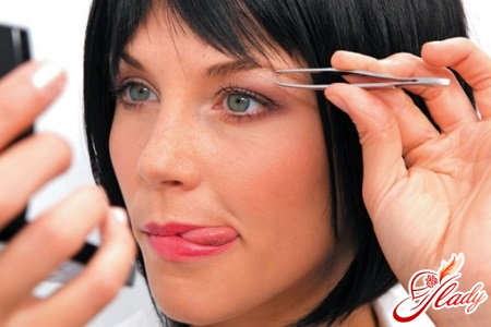 how to shape your eyebrows yourself