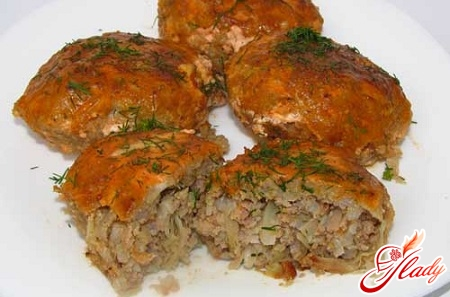 recipe for lazy cabbage rolls in the oven