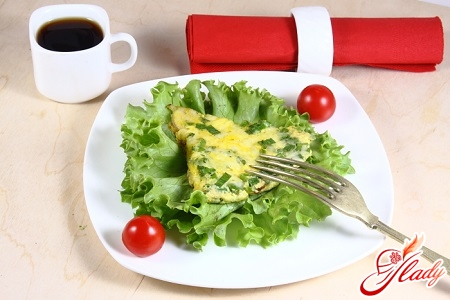Omelette recipe with milk