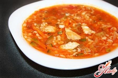 recipe rissolnik with chicken