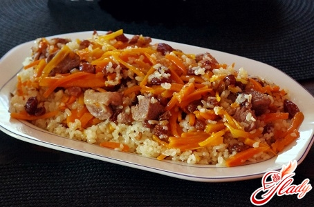 crumbly plov