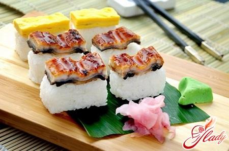 правильний рис для суші