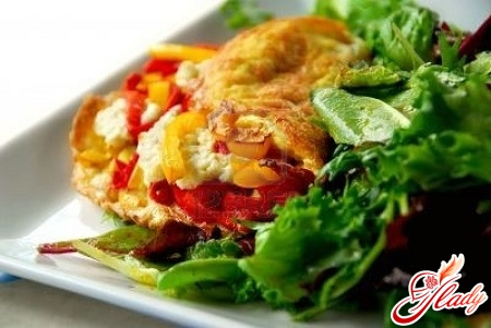 how to cook rice omelette