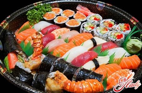 набір суші