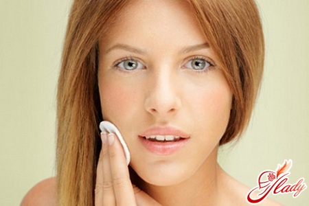 how to make the skin clean cleanly