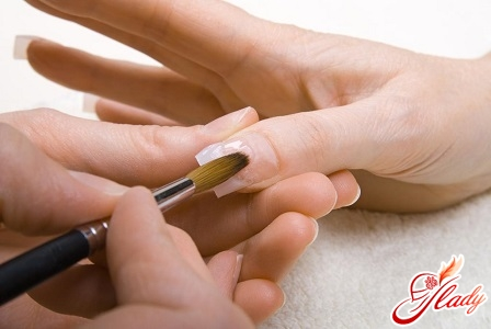 how to grow nails at home