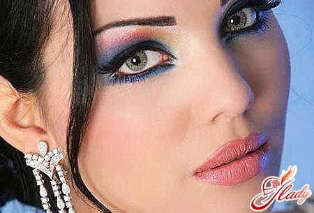 сексуальний макіяж очей