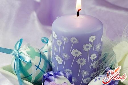 як зробити свічки