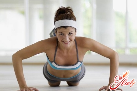 push-ups for breast augmentation
