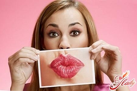 різні способи збільшення губ