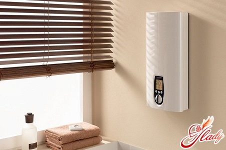 how to choose a flow-through water heater