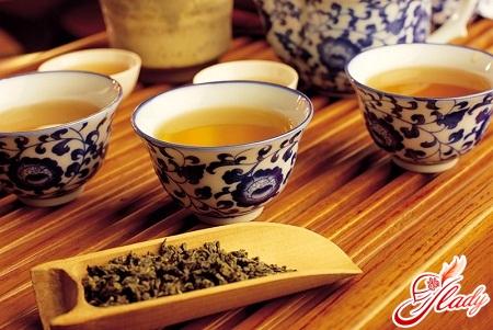 як правильно заварити зелений чай