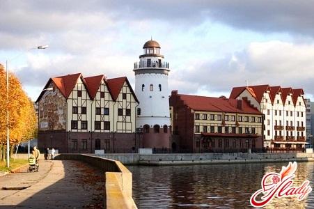 Kaliningrad attractions