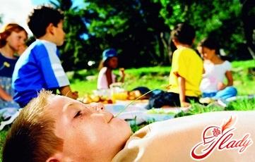 summer holiday program for children