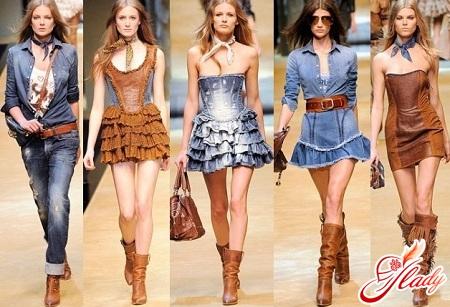 cowboy style clothes