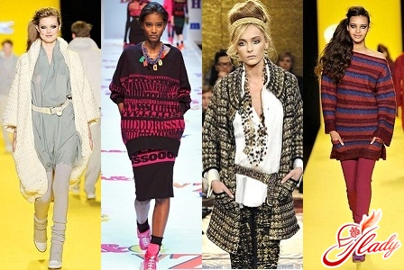 Fashion trend. Cardigans