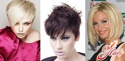 fashion haircuts for short hair photos