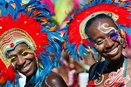 the best carnivals of the world