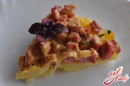 recipe for potato casserole with cheese