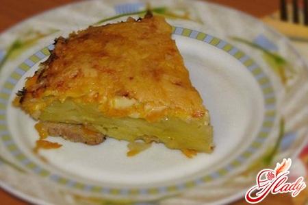 delicious potato casserole in a multivariate