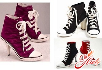 with what to wear sneakers high
