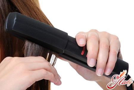 keratin hair straightening technology