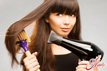 keratin hair straightening at home