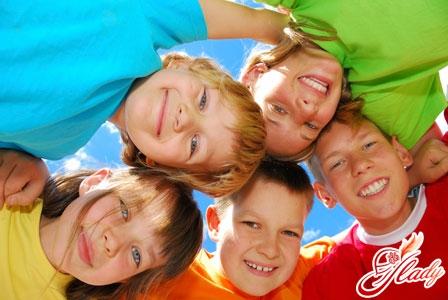 Summer kindergarten in Moscow for junior schoolchildren