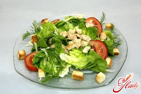 салат з Кіріешкі рецепт