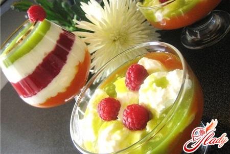 jelly from frozen berries recipe