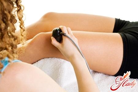 лікування кісти колінного суглоба
