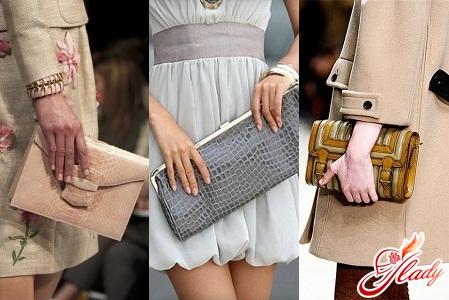 how to wear clutch