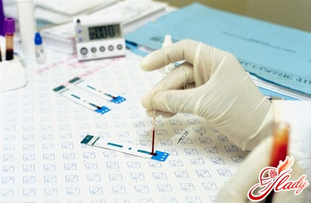blood test for hCG level