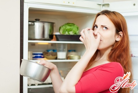 sharp perception of different smells