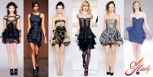 випускні сукні 2016 короткі