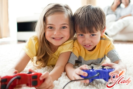 causes of computer addiction in children